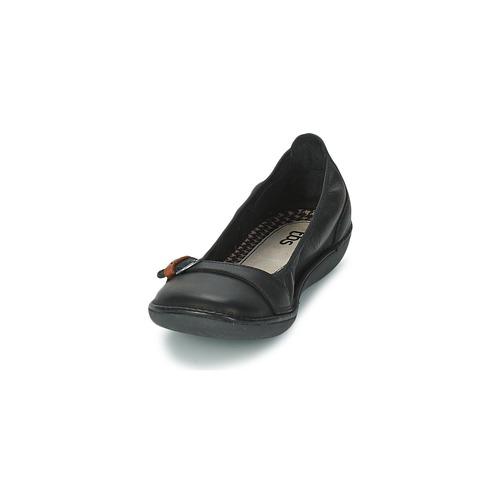 Maline Donna 5590 Ballerine Tbs Nero Consegna Scarpe Gratuita TJlK1cF3