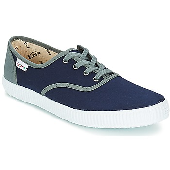 Scarpe Sneakers basse Victoria INGLESA LONA DETALL CONTRAS MARINE