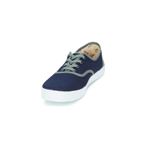 Marine Contras Sneakers Basse Inglesa 1500 Consegna Lona Victoria Scarpe Gratuita Detall 3AL54jR