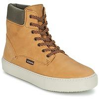 Scarpe Donna Sneakers alte Victoria BOTA MONTANA PIEL/CUELLO Ocre