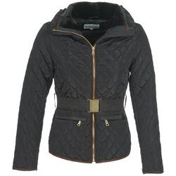 Abbigliamento Donna Piumini Best Mountain AOUINETI Nero