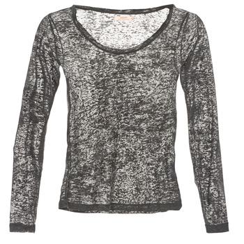 Abbigliamento Donna T-shirts a maniche lunghe DDP ACAFA Grigio