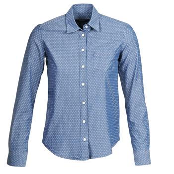 Abbigliamento Donna Camicie Gant EXUNIDE Blu
