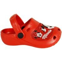 Scarpe Bambina Ciabatte Disney 2301-1119 Rojo