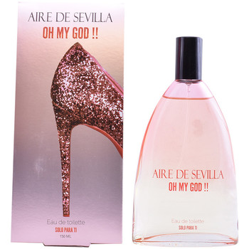 Bellezza Donna Eau de toilette Aire Sevilla Aire De Sevilla Oh My God Edt Vaporizador  150 ml