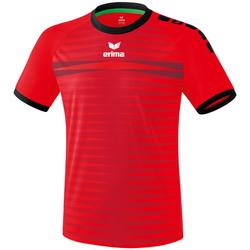 Abbigliamento Uomo T-shirt maniche corte Erima Maillot  Ferrara 2.0 rouge/noir