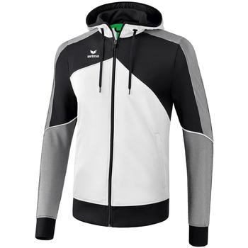 Abbigliamento Uomo Giacche sportive Erima Veste à capuche  Premium One 2.0 blanc/bleu/noir