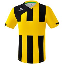 Abbigliamento Bambino T-shirt maniche corte Erima Maillot enfant  Siena 3.0 jaune/noir