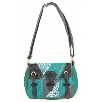 Borse Donna Tracolle Bamboo's Fashion Petit Sac Besace Dublin GN-154 Vert Verde