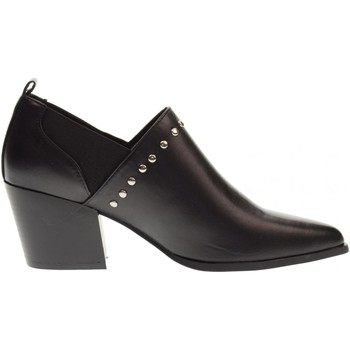 Scarpe Donna Tronchetti Maria Mare scarpe donna scarpa accollata 62126 C2914 VALERIA Nero