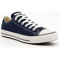 Scarpe Sneakers basse Converse ALL STAR OX NAVY Multicolore