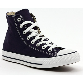 Scarpe Sneakers alte Converse ALL STAR HI  NAVY