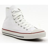 Scarpe Uomo Sneakers alte Converse ALL STAR HI  OPTICAL WHITE Multicolore