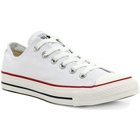 Scarpe Donna Sneakers basse Converse ALL STAR OX   OPTICAL WHITE