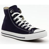 Scarpe Unisex bambino Sneakers alte Converse ALL STAR HI NAVY Multicolore