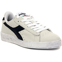 Sneakers basse Diadora GAME LOW  WAXED BLU