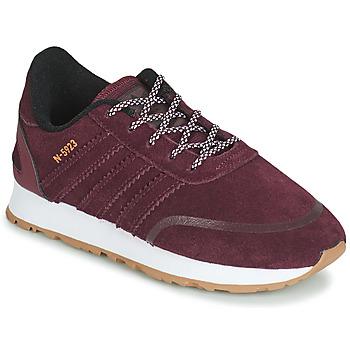 Scarpe Unisex bambino Sneakers basse adidas Originals N-5923 C Bordeaux