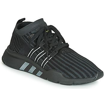 the best attitude ddf42 a9ebc Scarpe Uomo Sneakers basse adidas Originals EQT SUPPORT MID ADV PK Nero