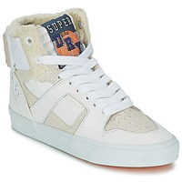Scarpe Donna Sneakers alte Superdry MARIAH HIGH TOP Bianco