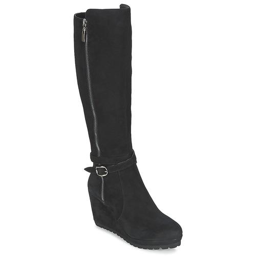 Moda In Pelle SITA Nero  Scarpe Stivali Donna 154,40