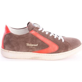 Scarpe Uomo Sneakers basse Valsport SNEAKERS MARRONE - ARANCIO Brown