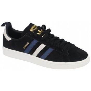 Scarpe Uomo Sneakers basse adidas Originals CAMPUS CORE   CLEAR BROWN  NOBLE INDIGO S18 nero