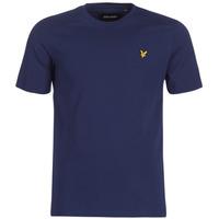 Abbigliamento Uomo T-shirt maniche corte Lyle & Scott FAFARLIBE Marine