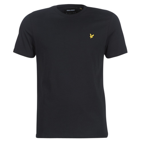 Lyleamp; Nero T Abbigliamento Scott 3000 shirt Consegna Uomo Fafarlibe Gratuita Corte Maniche 0OknP8w
