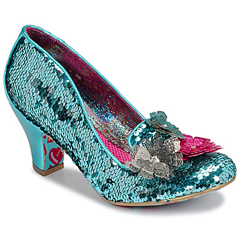 Scarpe Donna Décolleté Irregular Choice CARIAD Blu