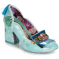 Scarpe Donna Décolleté Irregular Choice AMORGOS Blu