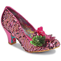 Scarpe Donna Décolleté Irregular Choice CARIAD Rosa