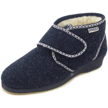 Scarpe Donna Pantofole Emanuela Pantofola blu