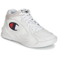 Scarpe Uomo Sneakers alte Champion ZONE MID Bianco