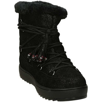 Scarpe Donna Stivali da neve Colors of California HC.YSN07K Nero