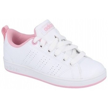 Scarpe Unisex bambino Sneakers basse adidas Originals VS Advantage CL K Pink