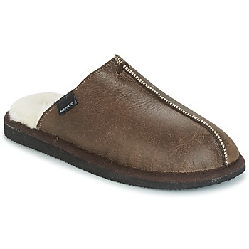 Scarpe Uomo Pantofole Shepherd HUGO Marrone