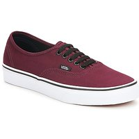 Scarpe Sneakers basse Vans AUTHENTIC BORDEAUX