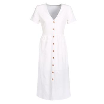Abbigliamento Donna Abiti lunghi Betty London JAGAGE Bianco