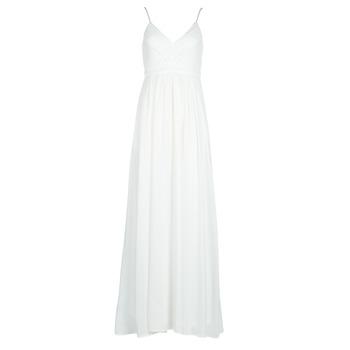 Abbigliamento Donna Abiti lunghi Betty London VICTOIRE Bianco