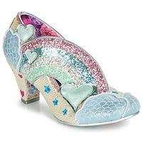 Scarpe Donna Décolleté Irregular Choice SUMMER OF LOVE Multicolore