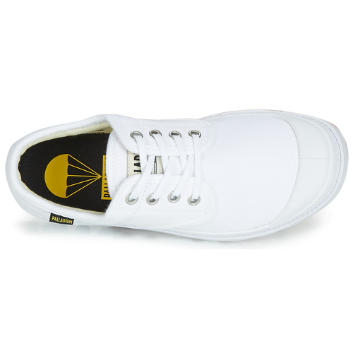 Basse Bianco Scarpe Ox Palladium Pampa Consegna Gratuita 5600 Originale Sneakers CBordxWe