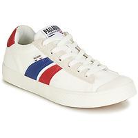 Scarpe Sneakers basse Palladium PALLAPHOENIX FLAME C Bianco