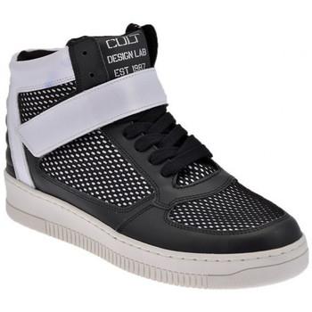 Scarpe Uomo Sneakers alte Cult Bizkit Mid Sportive alte nero
