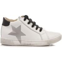 Scarpe Bambino Sneakers alte Naturino Scarpe Sneakers Alte Bambino 2013206 bianc