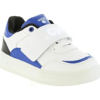 Scarpe Unisex bambino Sneakers basse MTNG 47673 TRIX Blanco