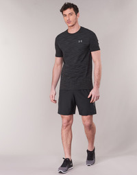 Abbigliamento Uomo Shorts / Bermuda Under Armour WOVEN GRAPHIC SHORT Nero