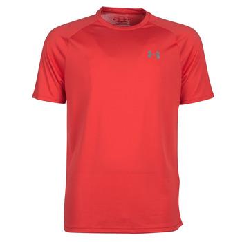 Abbigliamento Uomo T-shirt maniche corte Under Armour TECH 2.0 SS TEE Rosso