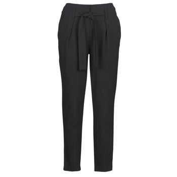 Abbigliamento Donna Pantaloni 5 tasche Only ONLNICOLE Nero