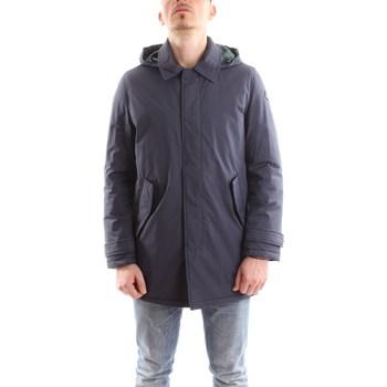 Abbigliamento Uomo Parka Armata Di Mare 5332506-CAPPOTTO 1250-blu-verdone