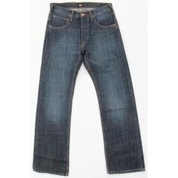Abbigliamento Uomo Jeans dritti Lee JOEY 71921TK blue